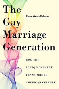 Gay marriage generation book cover